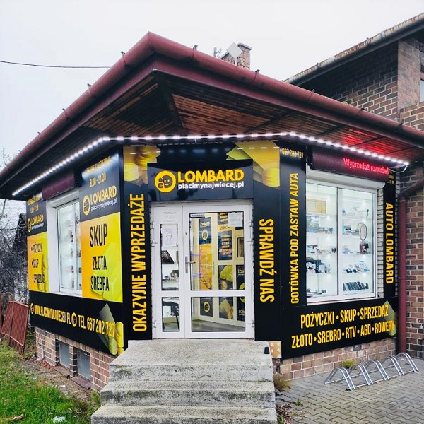 Lombard Lwowska